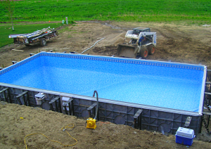 Swimming pool designs and cost most beautiful living for Pool construction cost