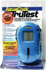 swimming pool total alkalinity electronic tester