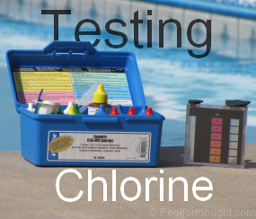 Testing Pool Chlorine Pool For Thoughtpool For Thought