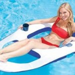 Swimways Spring Float Recliner 13018 Review