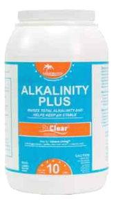 swimming pool sodium bicarbonate total alkalinity